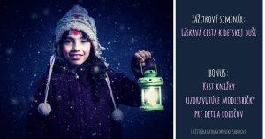 Láskavá cesta k detskej duši + Krst knižky @ Čajovňa Surya