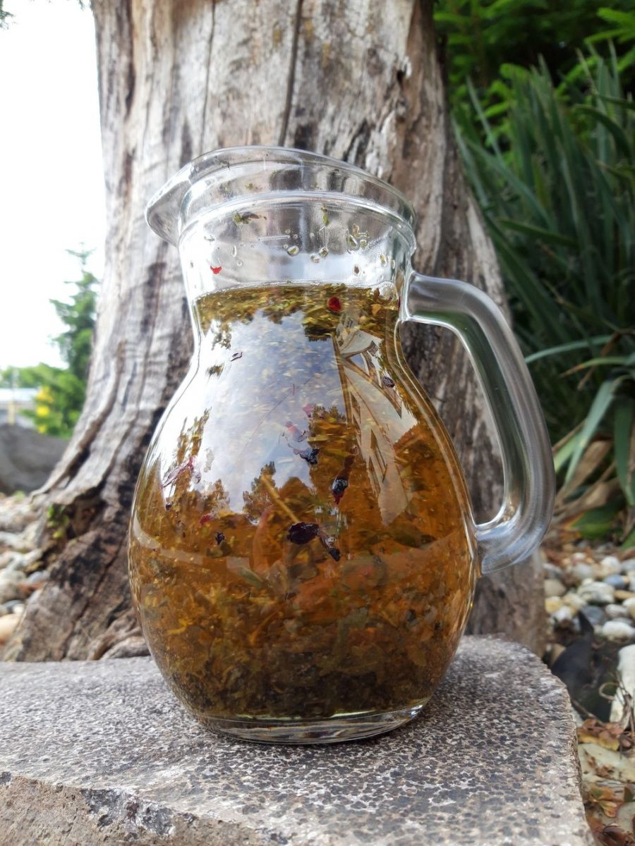 MACERÁCIA ČAJU – príprava domáceho ľadového čaju