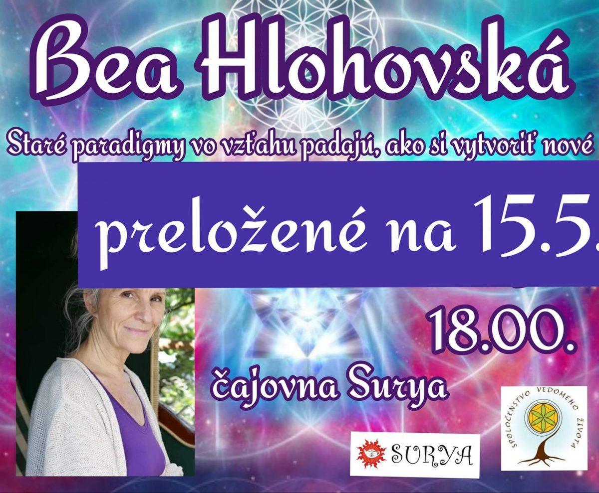 Bea Hlohovská